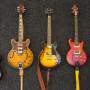 Diverse gitaren